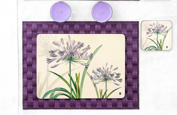 Tischsets Korkunterseite placemats de tischsets und untersetzer pimpernel und jason